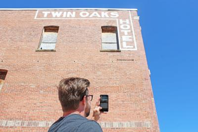 Main Street Claremore walking tour now available on your phone