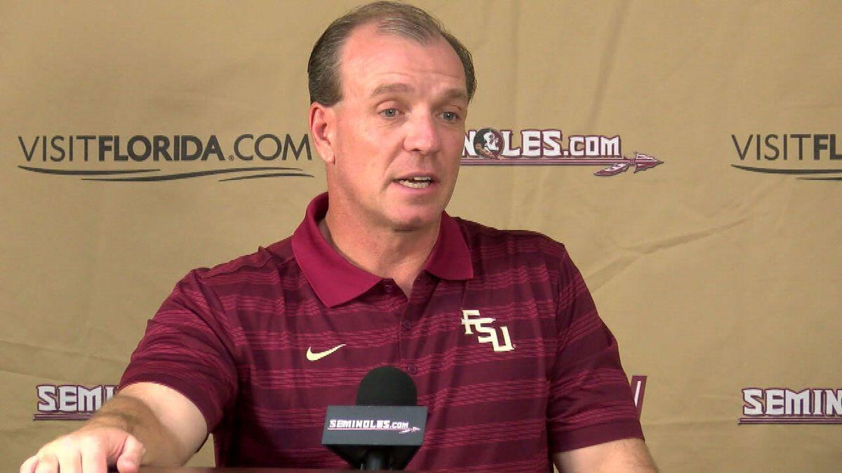 Jimbo Fisher accepts head coach position at Texas A&M
