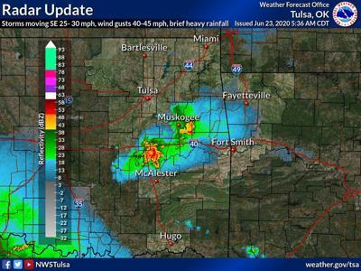 National Weather Service Tulsa