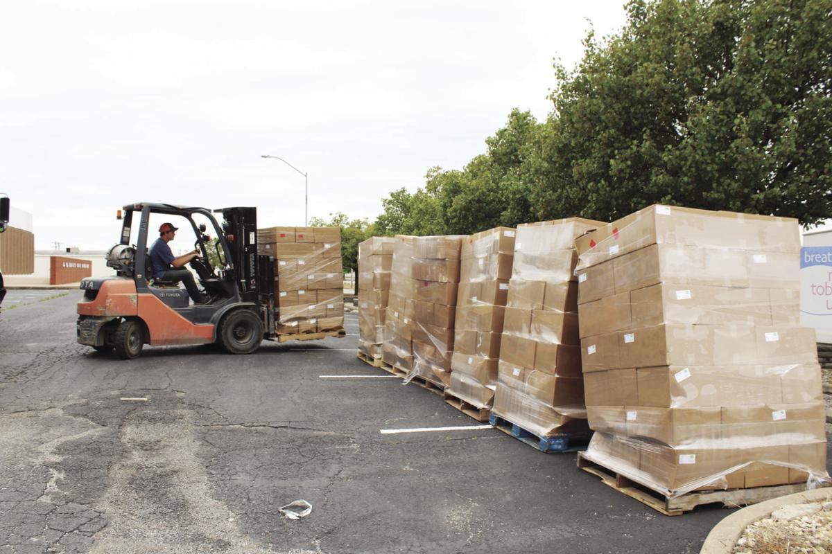 Light of Hope to serve as area food distribution hub
