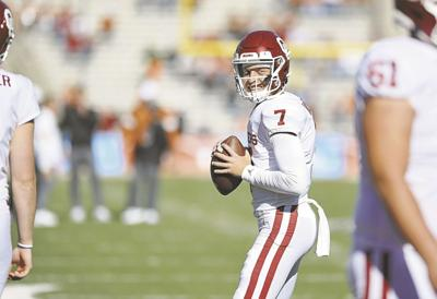 Ou Football Spencer Rattler Named Sooners Starting Quarterback Sports Claremoreprogress Com