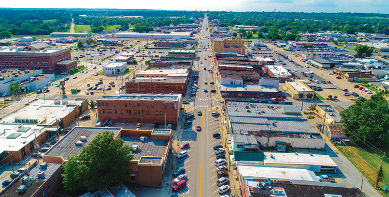 Claremore man's drone photography business is flying high