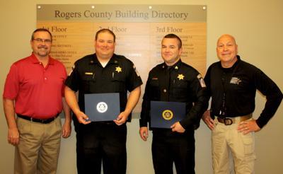 Deputies recognized