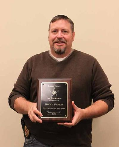 Dunlap named county investigator of the year | Local News