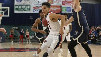 Rogers State Battles to Tough Defeat vs No.4 St. Edward's