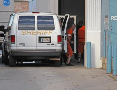 Inmates evacuated, housed in Rogers County
