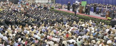 RSU's 107th Commencement ceremony scheduled