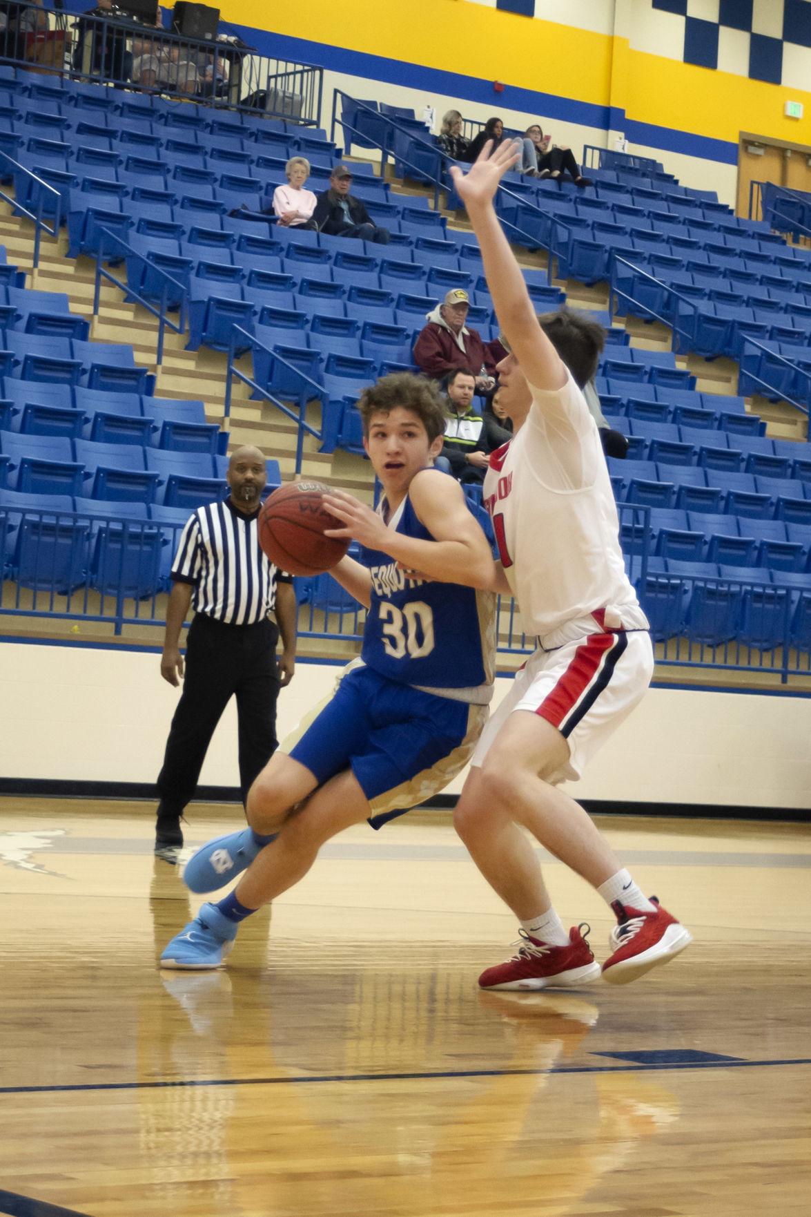 20190125 Sequoyah vs. Skiatook Basketball