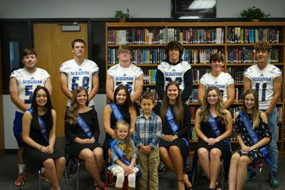 2019 Sequoyah High School Homecoming Court