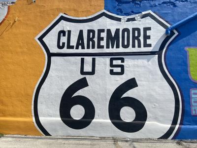 Claremore a Route 66 Gem