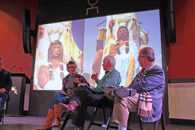 Totem pole restoration to boost  Route 66 tourism