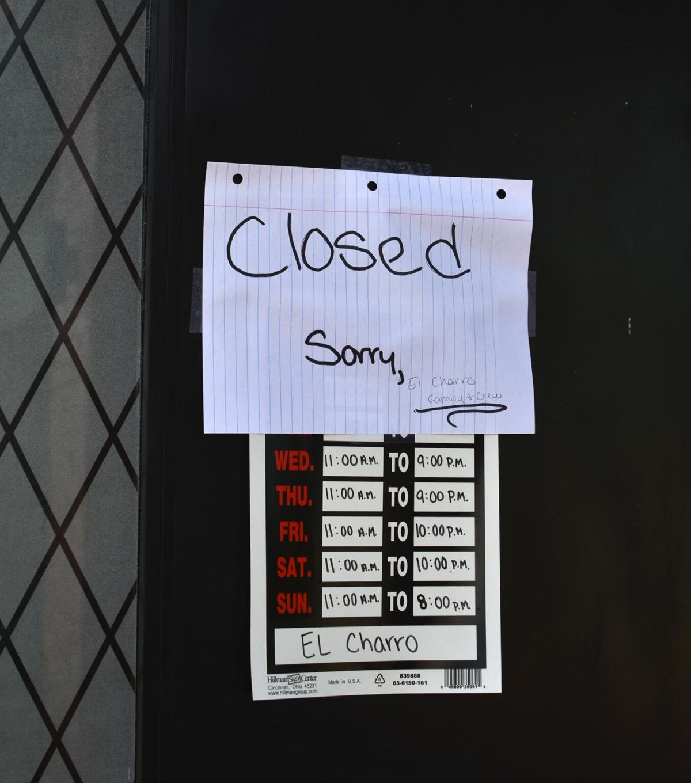 El Charro closedJPG