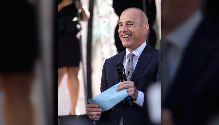 Matt Lauer fired by NBC News amid sexual misconduct claim