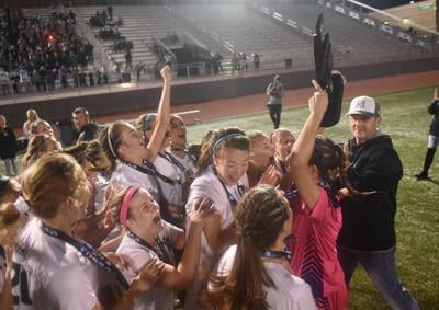 Norman North Girl's Soccer State Championship