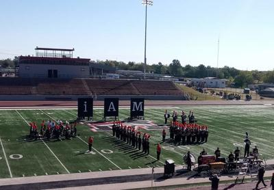Claremore Band performed admirably at OBA State, headed to OSSAA Regionals next week