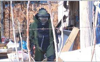 Tulsa Police Department Bomb Squad