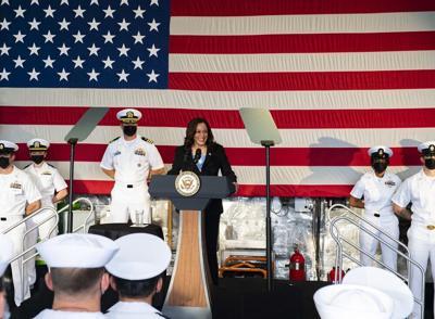 USS Tulsa visit