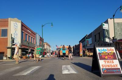 Main Street thanks Merchant Association leaders for successful partnership