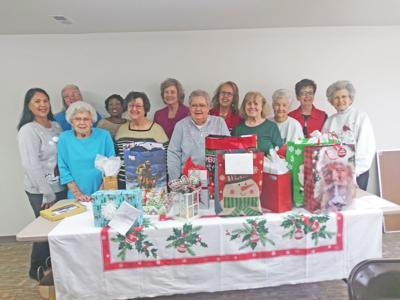 OHCE donates to Veterans Center for Christmas