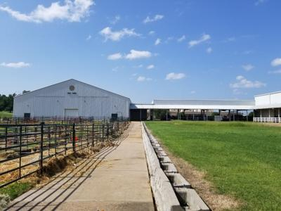 Expo stall barn to receive $535K worth of TLC