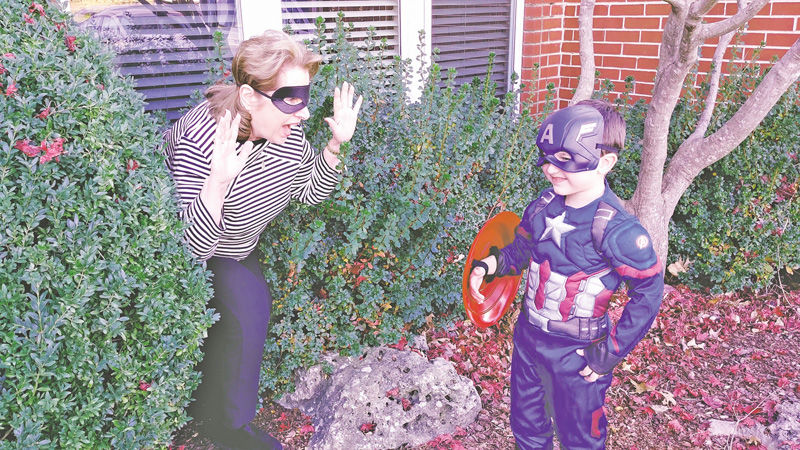 CASA's fundraising effort is 'Superhero Challenge'