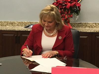 Governor Mary Fallin Signs Bills To Prevent Health Care Provider Rate Cuts Allocate Additional