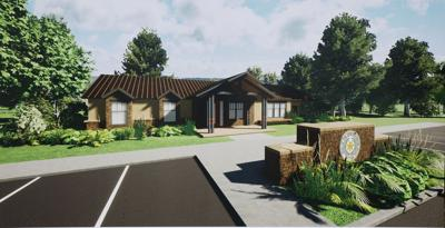 Cherokee Nation unveils renderings for new victim services office Tribe also to build transitional housing development in Stilwell