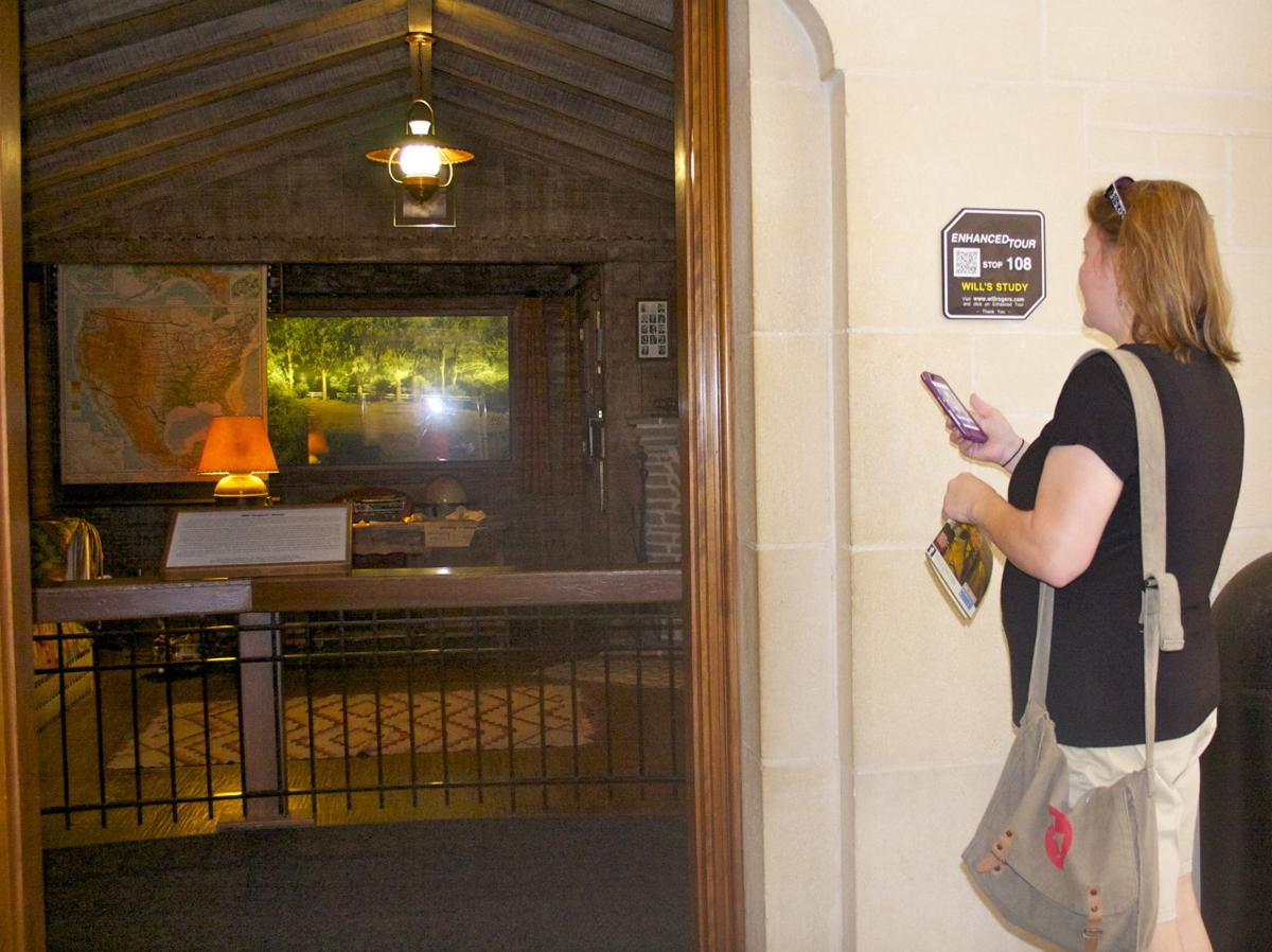Enhanced tour adds new dimension for museum visitors