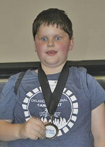Claremore resident earns top award at School for the Blind's Cane Quest