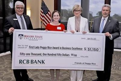 RSU First Lady Peggy Rice