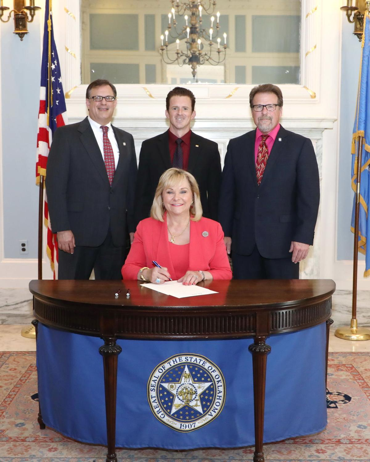 O'Donnell passes laws to help manufacturers  and haulers in Oklahoma