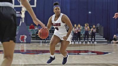 Hillcats Fall 86-73 to Reddies to End 3-Game Home Stretch