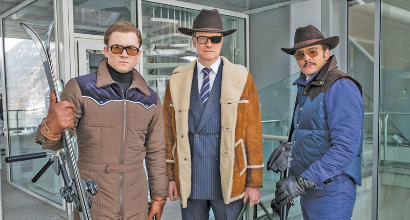 'Kingsmen: The Golden Circle' now in theatres