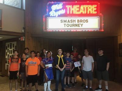 Second Smash Brothers competition set