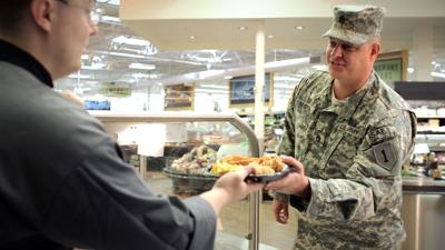 Reasor's offers free meal to military personnel on Veteran's Day