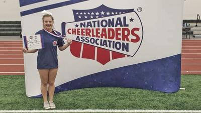 Yeager named first NCA All-American in RSU history