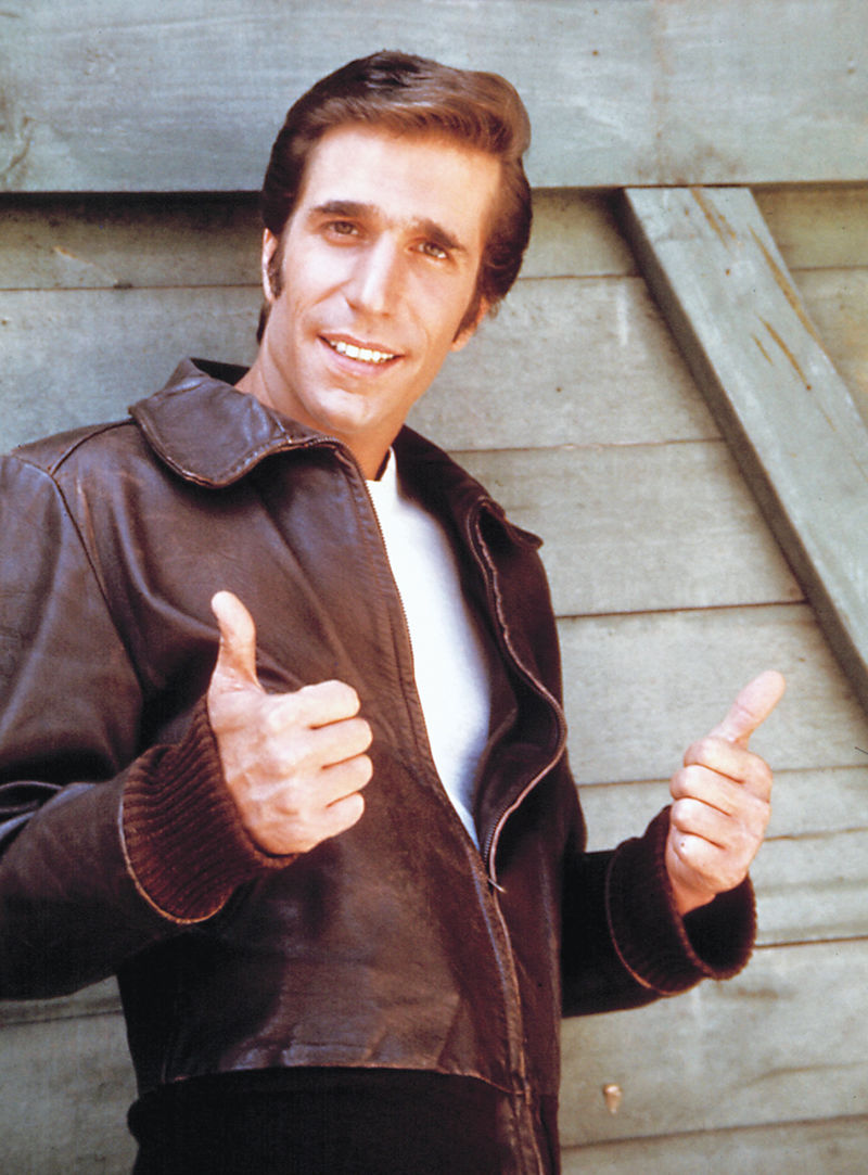 Happy Days' are here again: Henry Winkler coming to Tulsa for Comic Con |  News | claremoreprogress.com