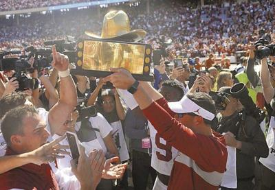 What happens to OU-Texas if the state fair gets benched?