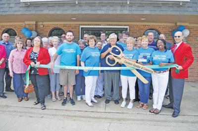 Ribbon-Cutting at Rogers County Adult Day Care
