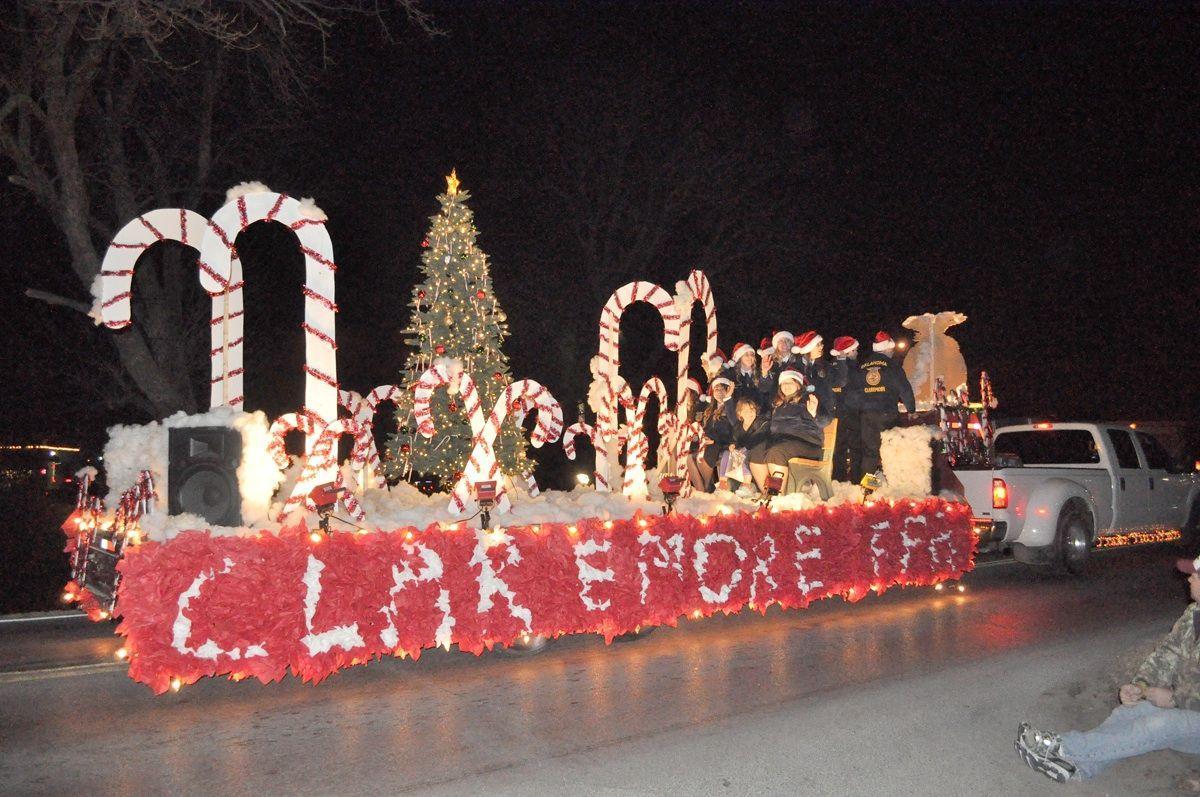 claremore christmas parade - Christmas Car Parade Decorations