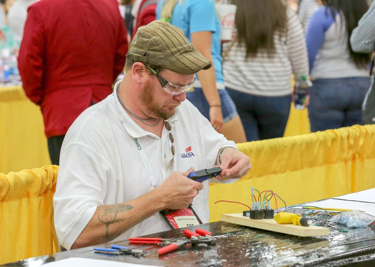 Claremore student takes third at national SkillsUSA competition