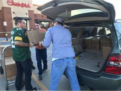 Claremore Chic-fil-A donated over 8,800 meals for kids in need