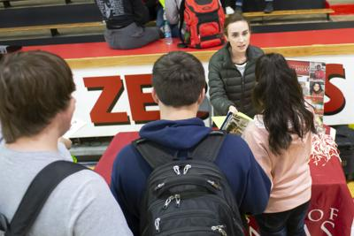 CAREER HIGHWAY: Claremore students participate in college, career day event