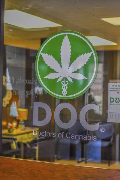 Virtual visits growing for new medical marijuana patients