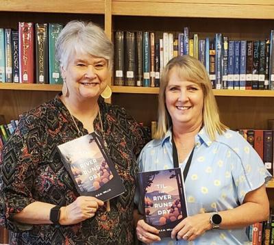 Rhonda Willis - book donation