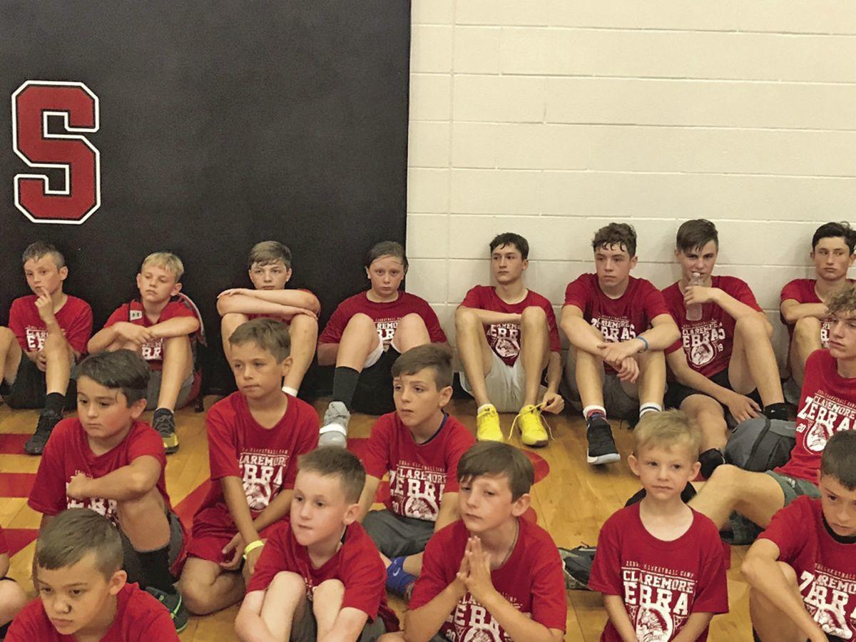 60 attend successful Claremore boys basketball camp