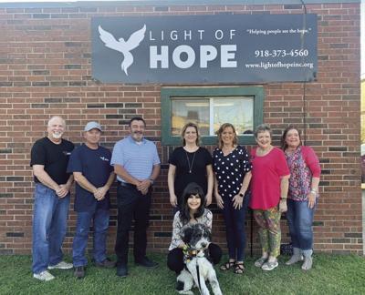 Light of Hope new location
