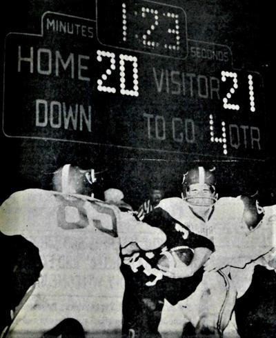 HJ - CHS FB Mier Conversion vs CRW 1969