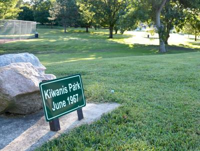 HJ - Kiwanis Park Sign