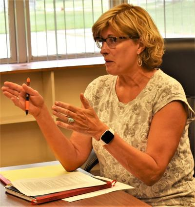 Board named acting superintendent